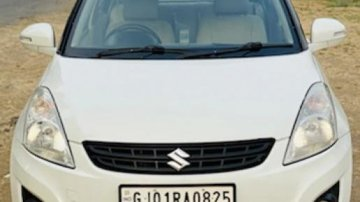 Used 2013 Swift Dzire  for sale in Surat