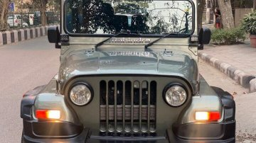 Used 2019 Thar CRDe ABS  for sale in New Delhi