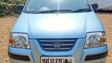 Used 2008 Santro Xing GLS  for sale in Pune