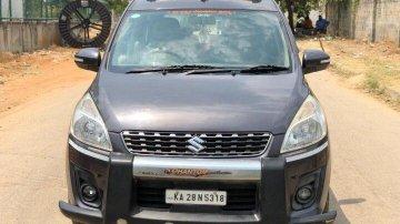 Used 2013 Ertiga ZXI  for sale in Bangalore