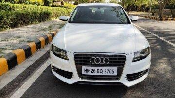 Used 2012 A4 2.0 TDI 177 Bhp Premium Plus  for sale in New Delhi