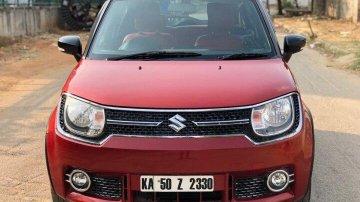 Used 2018 Ignis Zeta  for sale in Bangalore