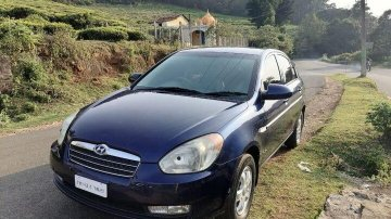 Used 2010 Verna CRDi SX  for sale in Coimbatore