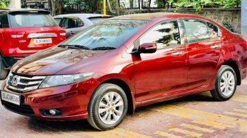 Used 2012 City V AT  for sale in New Delhi