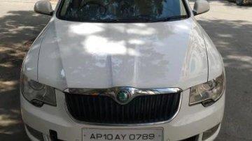 Used 2011 Superb Elegance 2.0 TDI CR AT  for sale in Hyderabad