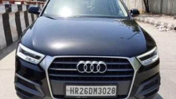 Used 2018 Q3 30 TFSI Premium FWD  for sale in New Delhi