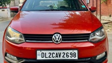 Used 2016 Polo 1.5 TDI Comfortline  for sale in New Delhi