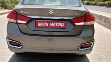 Used 2019 Ciaz Alpha Automatic  for sale in Ahmedabad