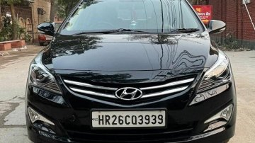 Used 2015 Verna 1.6 SX VTVT AT  for sale in New Delhi