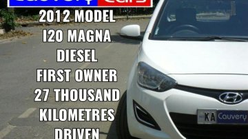 Used 2012 i20 Magna  for sale in Bangalore