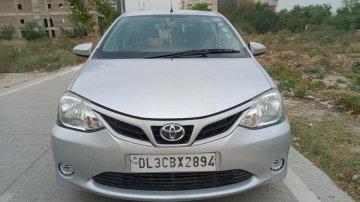 Used 2015 Etios Liva 1.2 G  for sale in Faridabad