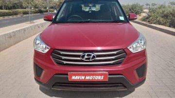 Used 2016 Creta 1.6 VTVT E Plus  for sale in Ahmedabad