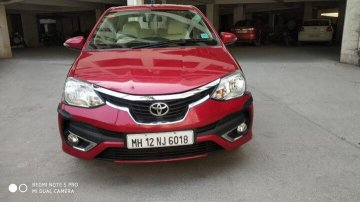 Used 2016 Etios VX  for sale in Pune