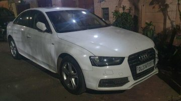 Used 2014 A4 2.0 TDI 177 Bhp Premium Plus  for sale in New Delhi