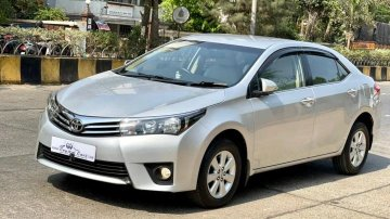 Used 2015 Corolla Altis G AT  for sale in Mumbai
