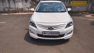Used 2016 Verna 1.6 CRDi SX  for sale in Pune