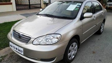 Used 2007 Corolla  for sale in Bangalore