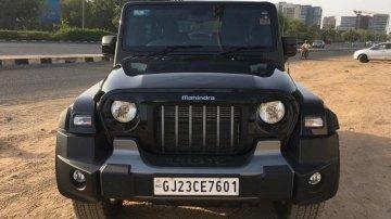 Used 2021 Thar LX 4-Str Hard Top Diesel  for sale in Ahmedabad