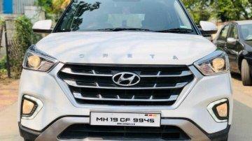Used 2016 Creta S  for sale in Pune