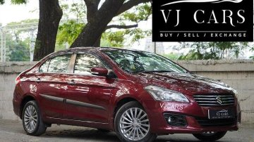Used 2018 Ciaz Alpha  for sale in Chennai