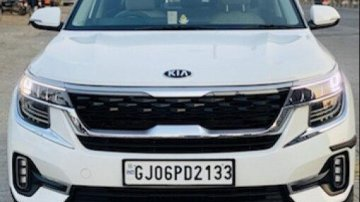 Used 2020 Seltos GTX Plus  for sale in Surat