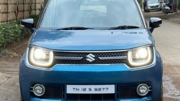 Used 2017 Ignis Alpha  for sale in Madurai