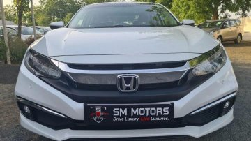 Used 2019 Civic ZX Diesel  for sale in Ahmedabad