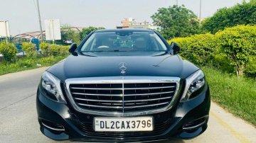 Used 2017 S Class S 350 CDI  for sale in New Delhi