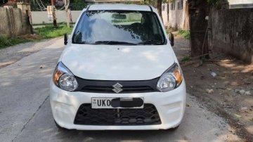Used 2020 Alto 800 LXI  for sale in Dehradun