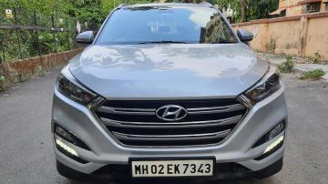 Used 2017 Tucson 2.0 Dual VTVT 2WD AT GLS  for sale in Mumbai
