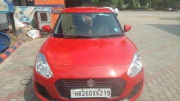 Used 2019 Swift VXI  for sale in Faridabad