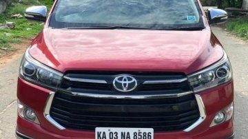 Used 2017 Innova Crysta Touring Sport  for sale in Bangalore