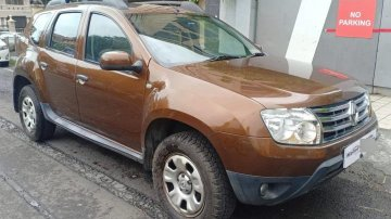 Used 2013 Duster 110PS Diesel RxL  for sale in Mumbai