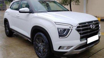 Used 2021 Creta SX Diesel  for sale in Mumbai