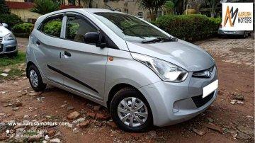 Used 2015 Eon D Lite Plus  for sale in Kolkata