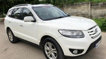 Used 2011 Santa Fe 4X4  for sale in Bangalore
