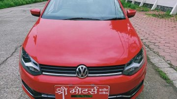 Used 2015 Polo 1.5 TDI Highline  for sale in Indore