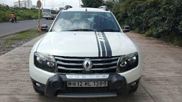 Used 2015 Duster 85PS Diesel RxL  for sale in Pune