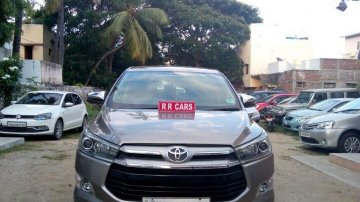 Used 2019 Innova Crysta 2.4 ZX MT  for sale in Coimbatore