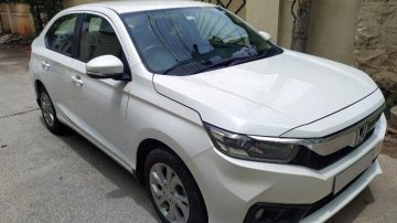 Used 2019 Amaze VX Diesel  for sale in Hyderabad