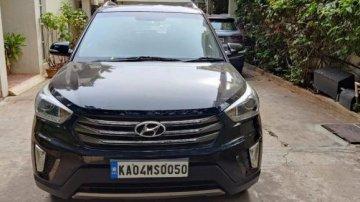 Used 2016 Creta 1.6 CRDi AT SX Plus  for sale in Bangalore