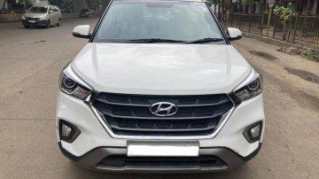 Used 2018 Creta 1.6 SX  for sale in Mumbai