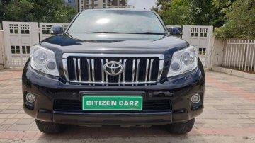 Used 2013 Land Cruiser Prado VX L  for sale in Bangalore