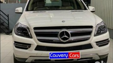 Used 2015 GL-Class 350 CDI Blue Efficiency  for sale in Bangalore