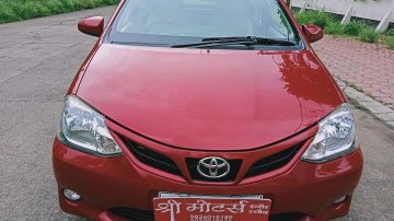 Used 2016 Etios Liva 1.4 GD  for sale in Indore