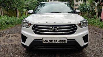 Used 2017 Creta E  for sale in Mumbai