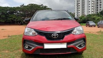 Used 2017 Etios Cross 1.4L VD  for sale in Bangalore
