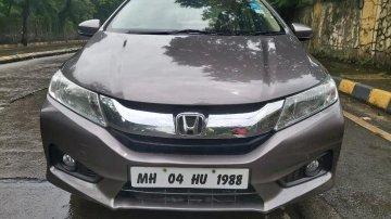 Used 2017 City i-VTEC CVT VX  for sale in Mumbai