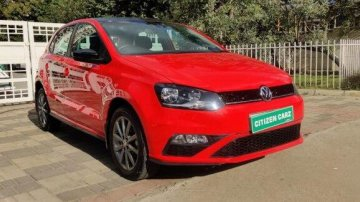 Used 2020 Polo 1.0 TSI Highline Plus  for sale in Bangalore