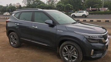 Used 2019 Seltos HTX Plus AT D  for sale in Ahmedabad
